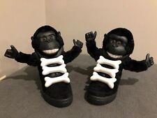 Adidas Jeremy Scott Gorilla, Bones Tribute, Harambe, Size 9, Rare!!!!!