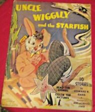 1943 Uncle Wiggily and the Starfish Howard R. Garis The American Crayon Co.