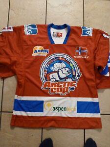 Arctic Cup Norway Team Hockey Jersey