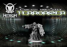 HiTech Miniatures: Terrorizer Bonner (28mm) Sci-Fi Chaos Space Marines