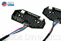 RGBW DRL LED Boards 2013-2014 Ford Mustang RGBW DRL LED Boards Diode Dynamics