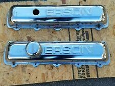 For 1964-1971 Oldsmobile 442 Engine Valve Cover Set 63125PZ 1966 1965 1967 1968