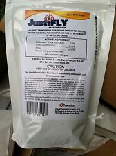 Justifly Feedthrough 360 grams, Insect Growth Regulator New Sealed Pack