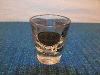 Vintage Las Vegas Hotels Stardust Sands Sahara Dunes ++ Shot Glass Advertising