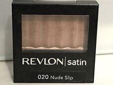 Revlon Luxurious Satin Eye Shadow - Mono # 020 Nude Slip