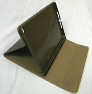 I pad or Computer Notebook Protective Snap In Case Black Vinyl Stylus Holder