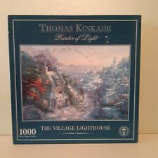 Gibson 1000 Piece Jigsaw Puzzle The Village Lighthouse (Unchecked)