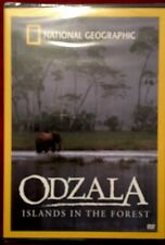 NATIONAL GEOGRAPHIC ODZALA ISLANDS IN THE FOREST DVD - BRAND NEW!
