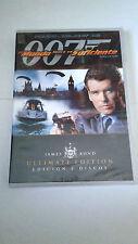 """DVD """"007 EL MUNDO NUNCA ES SUFICIENTE"""" 2 DVD PRECINTADA PIERCE BROSNAN"""