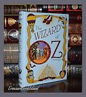 Wizard of Oz by Frank Baum New Sealed Leather Bound Collectible Deluxe Hardcover