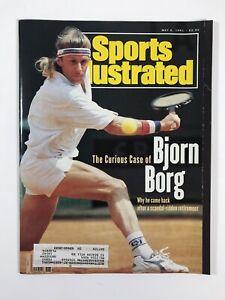 Sports Illustrated Magazine (May 6, 1991) (Bjorn Borg, Tennis)