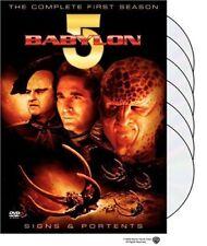 BABYLON 5 - THE COMPLETE FIRST SEASON REGION 2 DVD