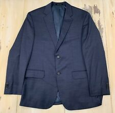 KENNETH COLE AWARENESS - Navy Blue 2-Button Blazer Jacket, Mens 42R - MUST SEE!
