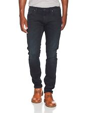 Lee ® Luke Slim Tapered Jeans Stretch/Nero Notte - 32/30 SRP £ 80.00