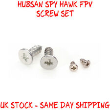 Hubsan Spy Hawk Fpv SCREW SET-h301f-18 - UK STOCK