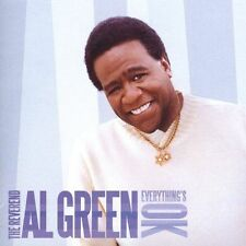The Reverend Al Green : Everything's OK (CD 2005) SHIPS NEXT DAY Soul Album