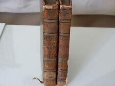 VOYAGES D'UN ETUDIANT DANS LES CINQ PARTIES DU MONDE / DEPPING / 2 VOLUMES /1822