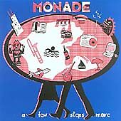 Monade - A Few Steps More (2005)  CD  NEW/SEALED  SPEEDYPOST