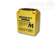 Akku MOTOBATT Batterie MBTX14AU 4-polig battery 4-ports Moto Guzzi Bombardier Bi