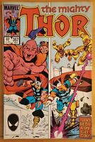The MIGHTY THOR #357 (1985 MARVEL Comics) ~ VG Book