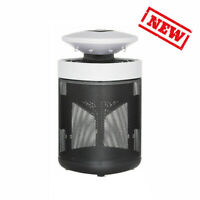 Newest Design Electronic LED Light Mosquito Insect Killer Bug Zapper with Fan