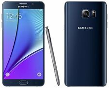 Samsung Galaxy Note 5 Black SM-N920S 32GB UNLOCKED Black Note5 Mobile
