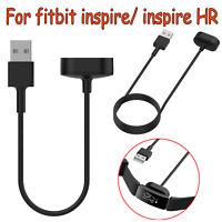 Cargador de cable de carga USB para Fitbit Inspire&Inspire HR Wristband 15/100cm