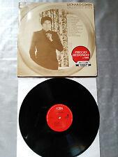 """LEONARD COHEN GREATEST HITS LP VINILO VINYL 12"""" 1976 VG/VG CBS"""