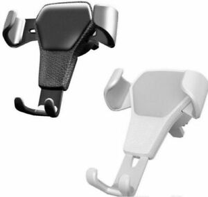 Car Phone Holder Air Vent Gravity Design Mount Cradle Stand For Mobile Phone