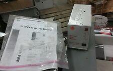 MDA Zellweger Exhaust Gas Monitor