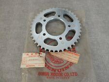 JT Pignon arrière JTR1800 43 Dents pour Suzuki GSX-R1000 K7,K8 2007-2008