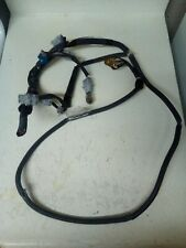 2007 Acura TSX TAILLIGHT WIRE WIRING HARNESS FOR LEFT AND RIGHT SIDE.