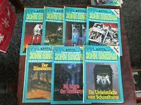 7 x John Sinclair 2.Auflage : 375, 378, 418, 420, 438, 440, 444