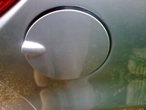Corsa D Fuel filler flap