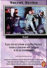 Babylon 5 CCG - Secret Strike  / Deluxe