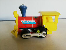 Vintage Fisher Price Train toot toot 1964 bois et plastiques