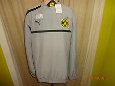 """Borussia Dortmund Puma Spieler Freizeit- Training Sweatshirt """"Evonik"""" Gr.XL Neu"""