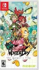Wonder Boy: The Dragon''s Trap NSW New Nintendo Switch, Nintendo Switch