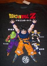 DRAGONBALL Z GOKU PICCOLO T-Shirt LARGE NEW w/ TAG