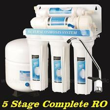 5 Stage Reverse Osmosis Drinking Water System RO Home Purifier SOLID QUALITY