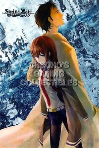 RGC Huge Poster - Stein Gate Anime Poster Glossy Finish - STE032