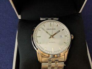 Calvin Klein Infinite Automatic Watch ETA 2824-2 *Brand New*