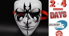 V for Vendetta Mask Adult Guy Fawkes Anonymous Occupy Halloween Costume 5