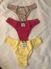 Brazilian Panty Brand New with tag high quality! Size L -  3 PIECES-