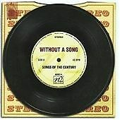 Without a Song, Various Artists, Very Good CD