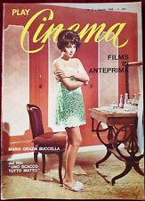 AL79 MAGAZINE PLAY CINEMA N 7/1968 BUCCELLA MONICA VITTI CLAUDIA CARDINALE