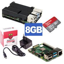 Raspberry Pi 4 RPi4 8GB RAM Bundle 32GB + Kühlergehäuse