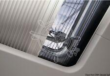 OCEANAIR Pleated SkyScreen Pleated Roller Shade Blind + Fly Screen 470X470mm