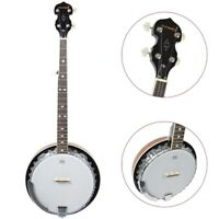 Rocket Bluegrass 5 String Banjo with Gig Bag