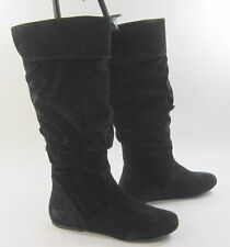 NEW Blacks flat comfortable slouch SEXY knee boot size 5